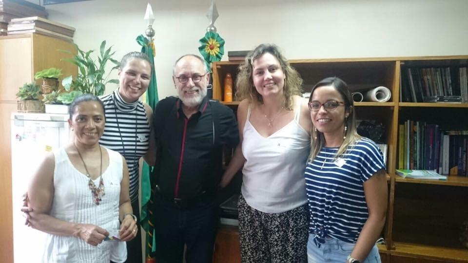 2.Iraci, Maynar, Fernanda e Paula