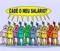 Parcelamento dos salários